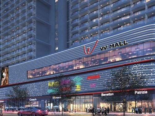 2019 越南岘港VV-MALL商场